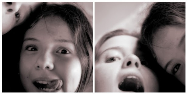 Funny Faces Creation