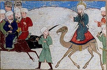 Hégira - Maomé foge de Meca para Medina