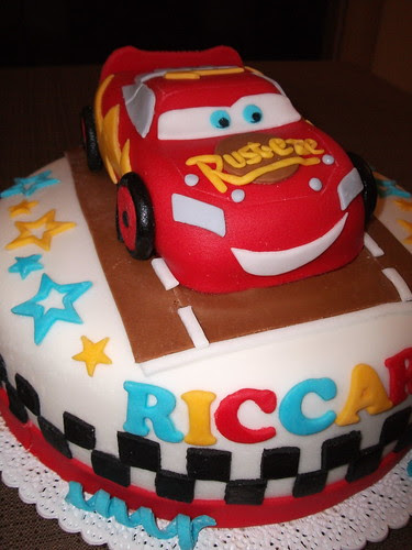 compleanno di Riccardo by torte di nadia