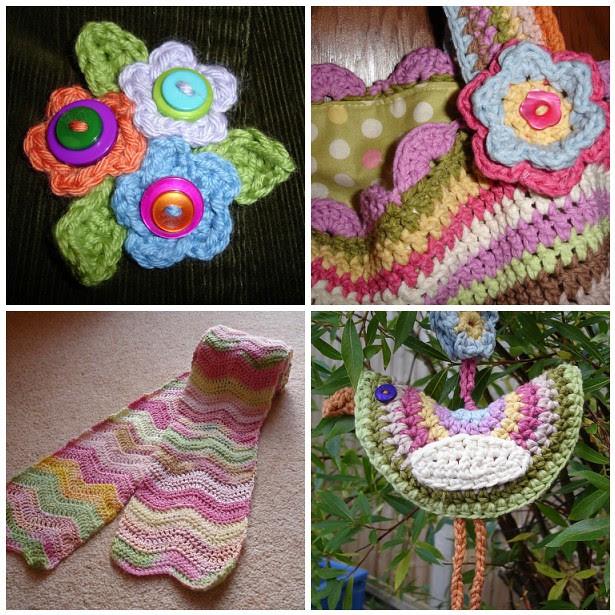 crochet - Attic24 inspired