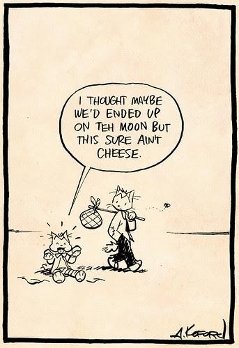 Laugh-Out-Loud Cats #2316 by Ape Lad
