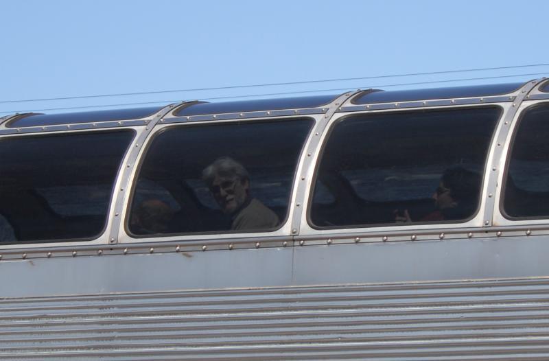 Tweedsmuir Park passenger