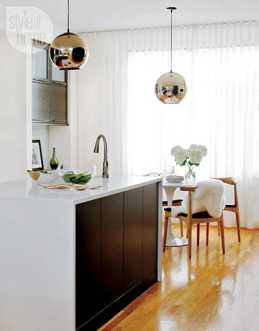 Le Fashion Blog A Fashionable Home Mid Century Modern Glamour Canada Style At Home Magazine Sarah Blakely Kitchen 2 photo Le-Fashion-Blog-A-Fashionable-Home-Mid-Century-Modern-Glamour-Canada-Style-At-Home-Magazine-Sarah-Blakely-Kitchen-2.jpg