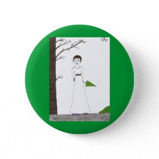 Creepy Jane Austen Rice Painting zazzle_button