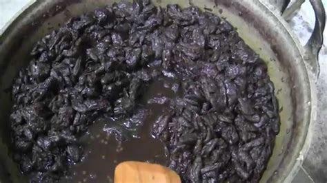 merebus belimbing buluh  sambal hitam youtube