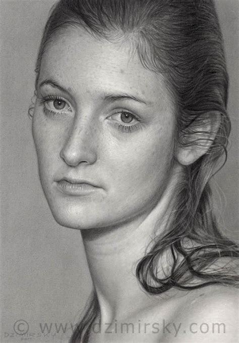 unbelievable realistic pencil drawings  dirk