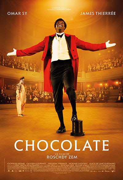 Chocolate : Poster