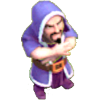 Clash Of Clans Wizard Clash Wikicom
