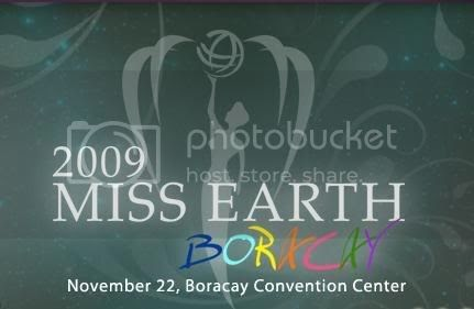 Miss Earth 2009 - The Contestants / Candidatas