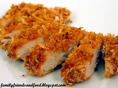 Panko Breaded Chicken Breasts