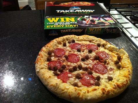 Win Chicago Town Pizza. Win Free Pizza and Chicago Town Bits!
