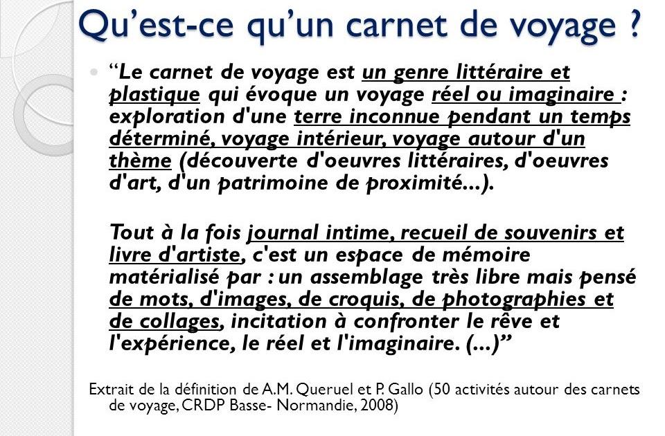 Exemple De Texte Argumentatif Sur Le Voyage