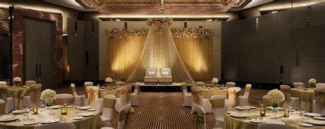 Banquet Halls in Chandigarh   Wedding Venues   JW Marriott