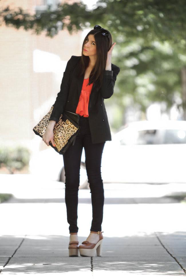 Fashion outfit Neon, Chloe Sevigny