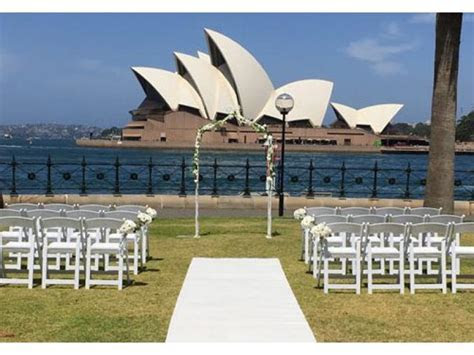 White Folding Wedding Ceremony Chair