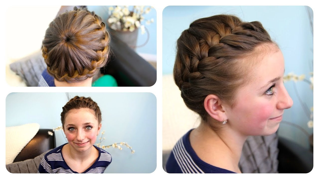 Top Picture Of Cute Hairstyles Youtube Christopher Lawson Journal