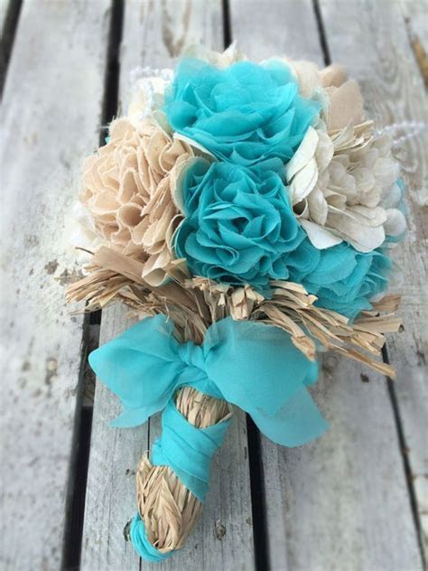 Best 25  Turquoise wedding bouquets ideas on Pinterest