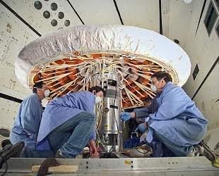 NASA testará escudo de reentrada inflável