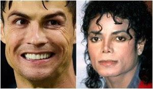 Cristiano Ronaldo's New Hairdo Now As Long As Michael Jackson's