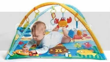 Gymini Under the Sea Play Mat