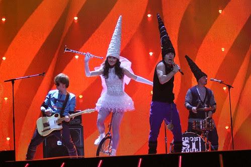 Moldava at Eurovision