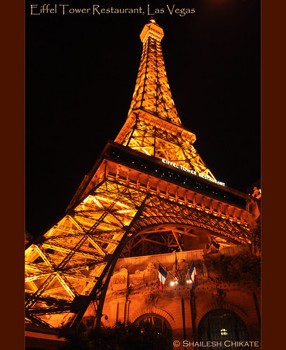 Eiffel Tower Restaurant, Las Vegas