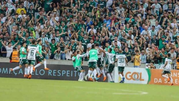 Atlético-PR x Palmeiras