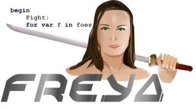 Freya: Sharp Blade