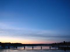 small bridge big sky