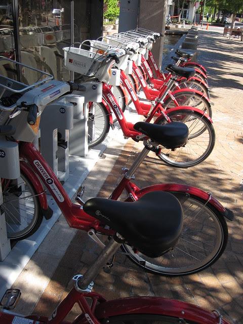 Tour de b-cycle Denver
