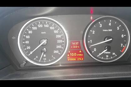 Bmw E39 Faluje Na Zimnym Silniku