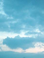 ciel du 23 avril 2005