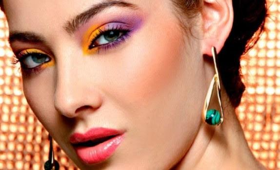 575771 A maquiagem de carnaval deve ser bem elaborada. Foto divulgação Dicas de maquiagem para Carnaval 2013