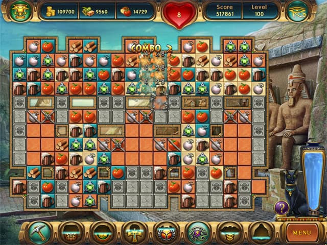 Cradle of Egypt Free PC Game Screenshot