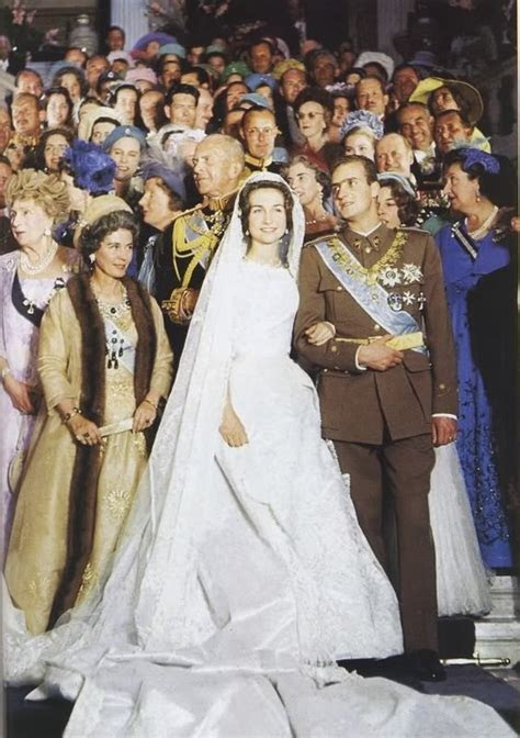 Wedding of Princess Sophia of Greece and Denmark and
