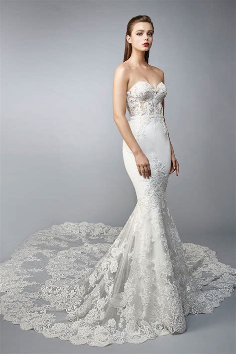 Wedding Dresses in Cardiff at Laura May Bridal   Enzoani