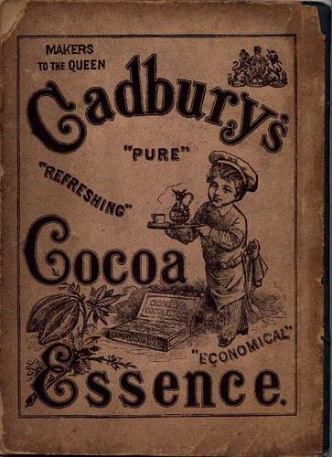 Cadbury's Cocoa Essence