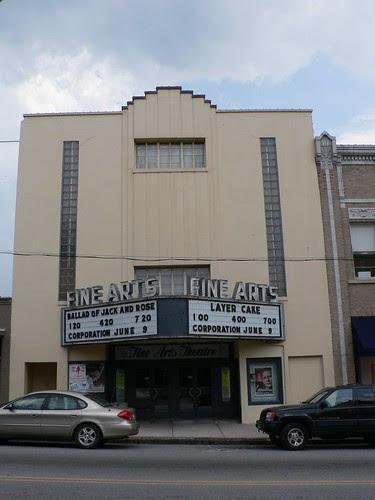 Fine Arts Theatre, Asheville