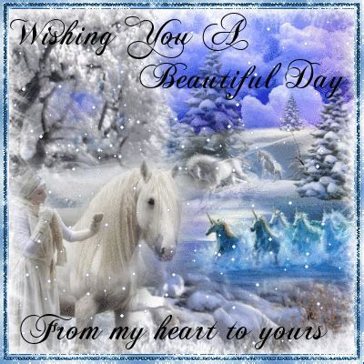 From My Heart To Yours. Free Have a Great Day eCards
