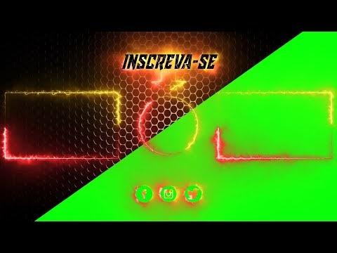 Final de tela youtube Chroma key #10