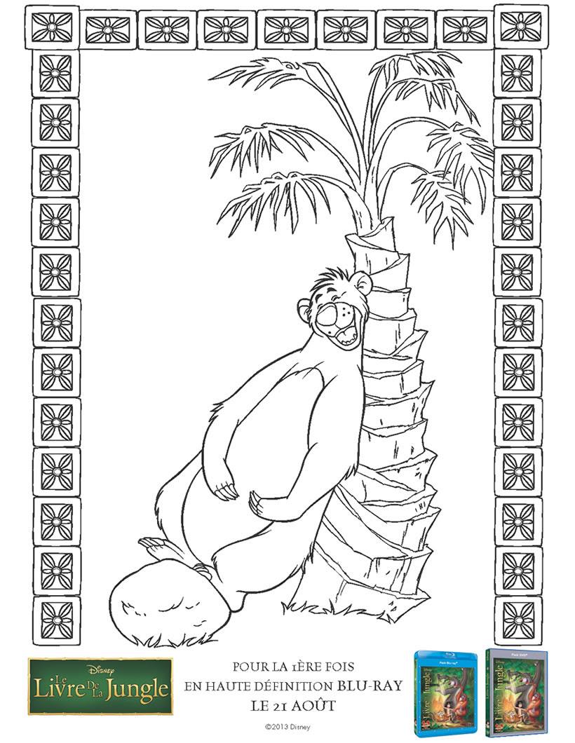 coloriage livre de la jungle1 5cr