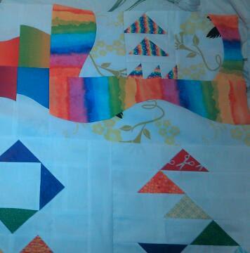 rainbow stripper #3