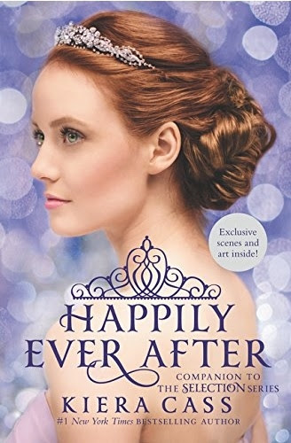 Couverture Happily Ever After: Companion to the Selection Series
