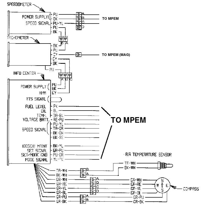 1993 Seadoo Spx Wiring Diagram - Wiring Diagram
