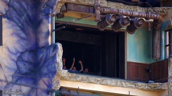 Disney California Adventure, Twilight Zone Tower of Terror