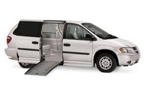 Handicap Vans Rental