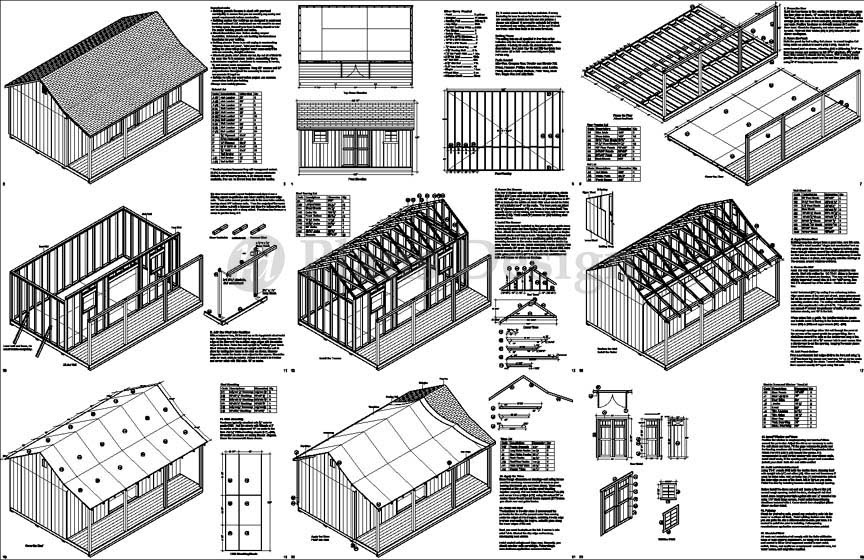 Ryan Shed Plans Pdf Garden Tool Shed Plans