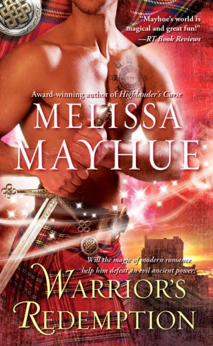 Warrior's Redemption by Melissa Mayhue