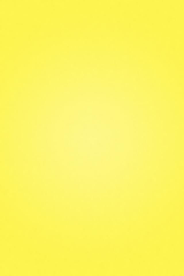Lemon Yellow iPhone Wallpaper HD