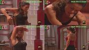 Portugal - Claudia Vieira sensual na novela Rosa Fogo em HD